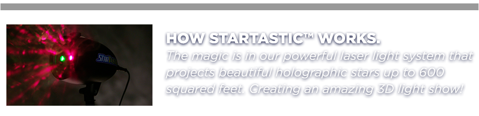 How Startastic™ Works